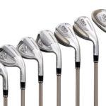 Adams golf introduces break through a2 os women's 7-piece set