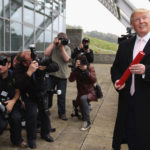 Trump's top illustration of foreign experience: a scottish course losing millions – the washington publish