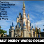 Wally walt disney world courses, disney golf information
