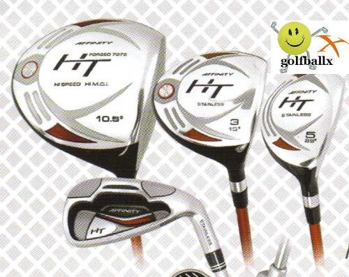 Group of golf hybrids-single length ?????