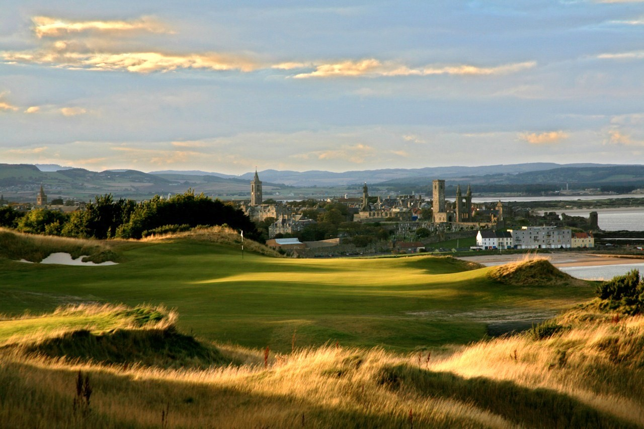 A st. andrews golf vacation on three budgets - travel - luxury travel - golf travel