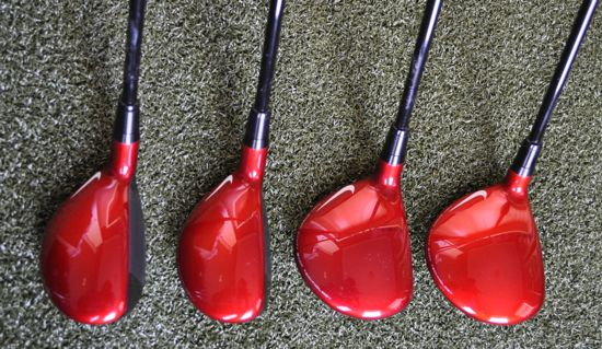 Covert Fairways Hybrids - Lineup