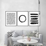 Tips for Rocking Black and White Walls Craft